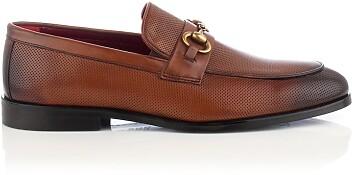 Horsebit-Loafer für Herren Antonio Braun