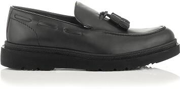 Slip-on-Schuhe für Herren Luigi Schwarz