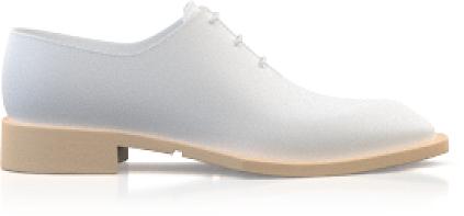Luxuriöse Damen Oxford-Schuhe