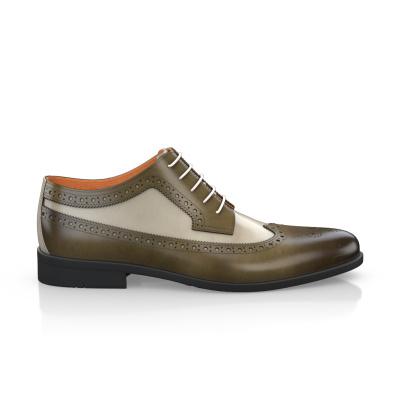 Derby-Schuhe für Herren review