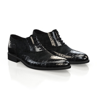 MEN'S OXFORD SHOES BLACK