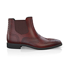 MEN'S BROGUE ANKLE BOOTS 5493