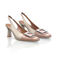 CLASSIC HEELED SHOES 17965