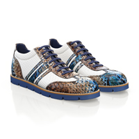 LIGHTWEIGHT CASUAL MEN`S SHOES 9337