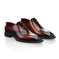 MEN`S LUXURY OXFORD SHOES 11492