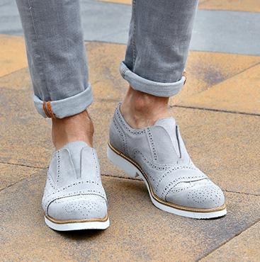 Light summer shoes