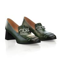 Office shoes heel