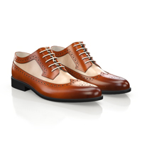 MEN'S BROWN BEIGE SHOES