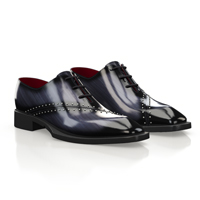 WOMAN'S LUXURY OXFORD SHOES 11480