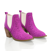 PEEP-TOE BOOTIES 4430