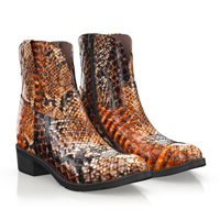 WESTERN ANKLE BOOTS 6128