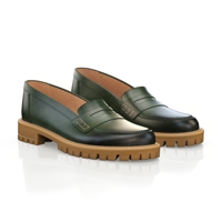 Loafers GREEN