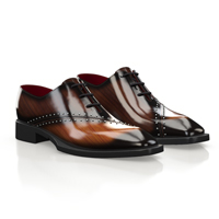 WOMAN'S LUXURY OXFORD SHOES 12437