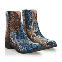WESTERN ANKLE BOOTS 6179