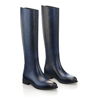 Stamped Boots 3832