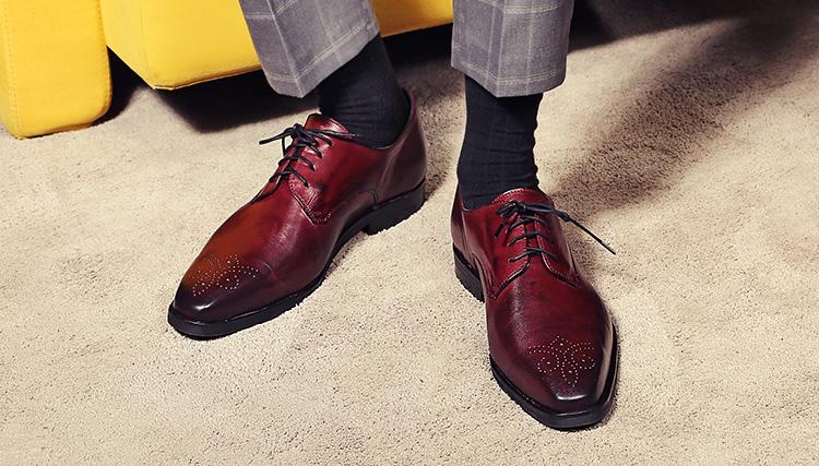 Budapester Schuhe Herren Girotti