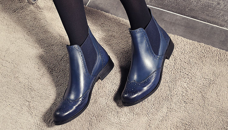1326ecfd48b3 Chelsea Boots Damen   Girotti
