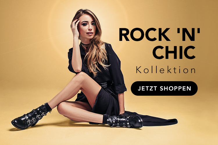 Rock and chick
