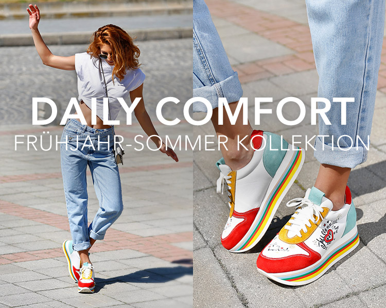 Daily comfort Collection