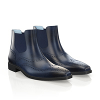 MEN'S BOOTS DARK BLUE