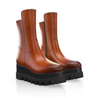 Platform boots 3490