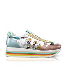 Raibow sole sneakers 1